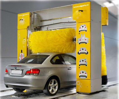 Dericen-DL-3 Roll-over Car Washing Machine