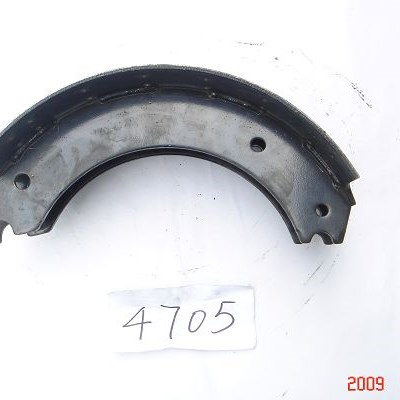 4705 Powder Coat Brake Shoe