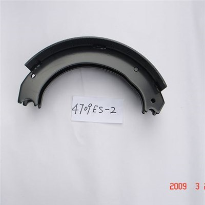 4709 Powder Coat Brake Shoe