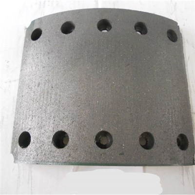 BPW Non-metallic Brake Lining