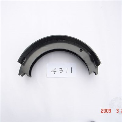 4311 Powder Coat Brake Shoe