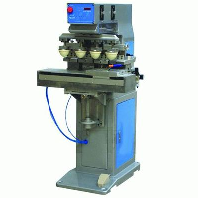 Four Color Tampo Printing Machine