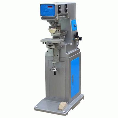 Single Color Lighter Pad Printing Machine
