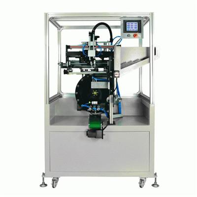 Automatic Cylindrical Screen Printer