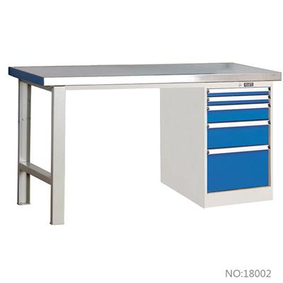 One Cabinet Heavy-duty Workbench