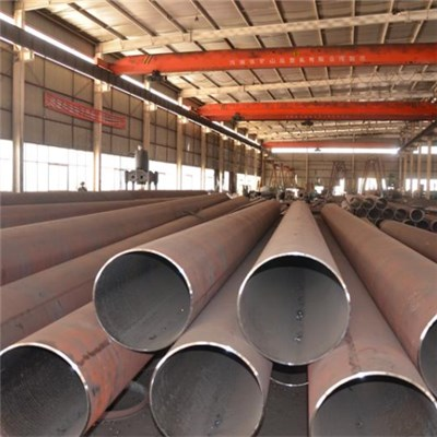 Hot Expanded Seamless Steel Pipes