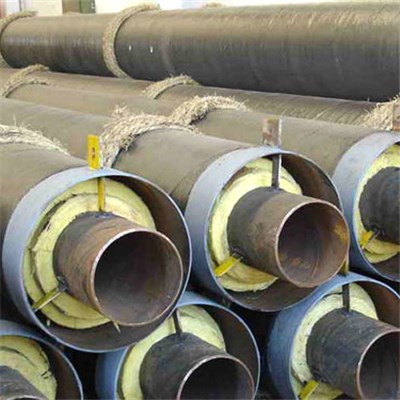 Steel Jacket Heat Preservation Pipes