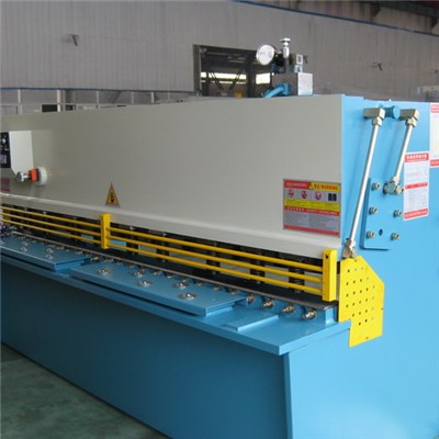 QC12Y Metal Cutting Machine-4×2500