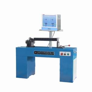 Cross Flow Fan Blade Balancing Machines