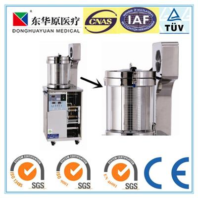 Double Cycling Decoction And Packaging Devices