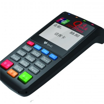 Mobile Android PINPAD POS Terminal