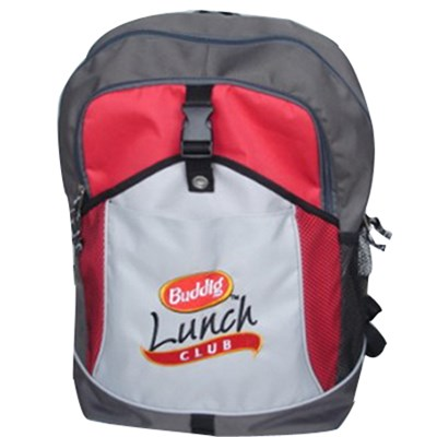 Polyester School Backpack& Travel Bag Embroiderylogo
