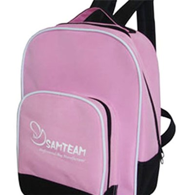 Micro-fiber School Backpack