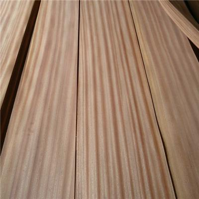 FSC 100% Sliced Sapele