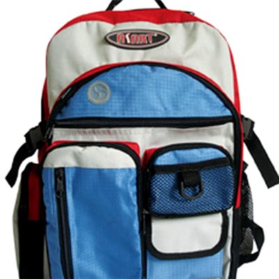 Sport Backpack With 9 Outer Pockets