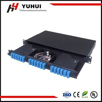 MPO And MTP Fiber Optic Patch Panel