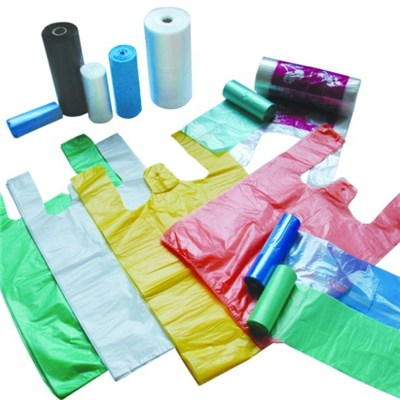HDPE House Hold Bags