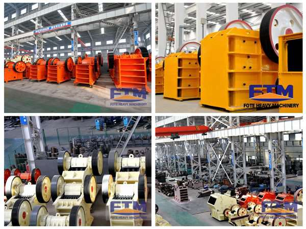 Stone Crushing Plant/Hot Stone Crushing Plant