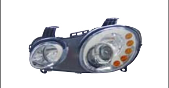 For CHERY QQ6 Car LED Front Headlight