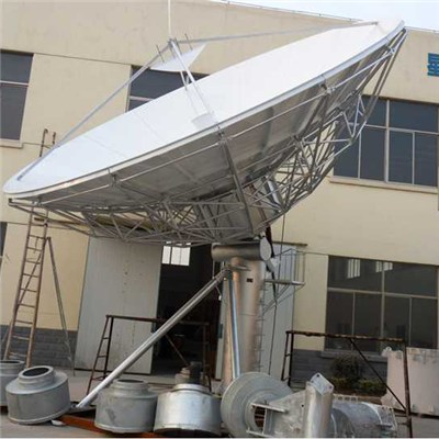 7.3m Earth Station Antenna