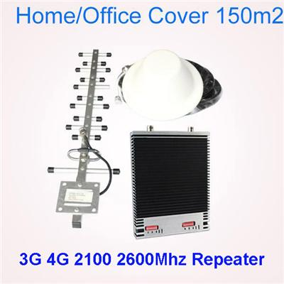 Dual Band 3G 4G Signal Repeater