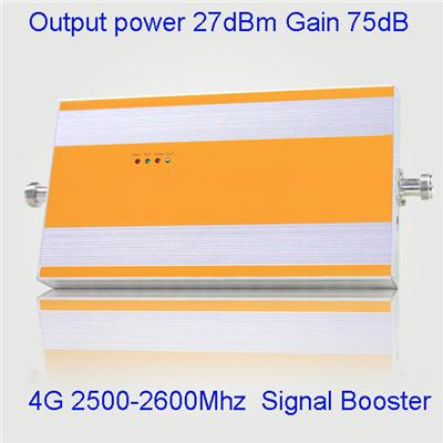 27dBm 4G 2600MHz Signal Booster LTE Repeater
