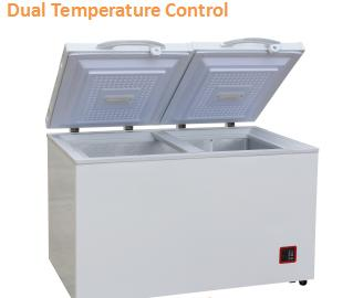 Dual Temperature Solar Freezer