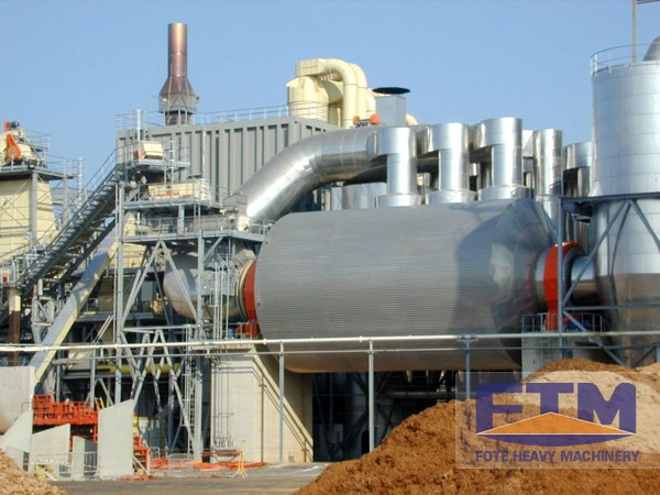 Sand Dryer/ Fote Sand Dryer Price/The Best Dryer Supplier