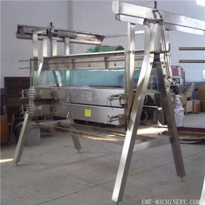 A- Type Poultry Plucking Machine