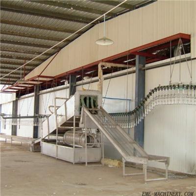 Living Poultry Cage Descend Channel