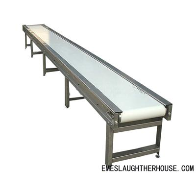 Cattle Skin Belt Conveying Systems