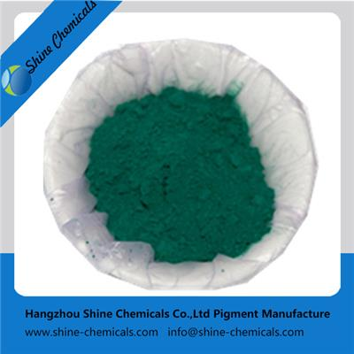 CI.Pigment Green 7-Phthalo Green X709
