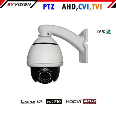 Full HD 1080P Mini High Speed PTZ Camera