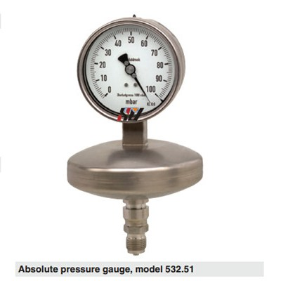 Absolute Pressure Gauge 532.51 To 532.54