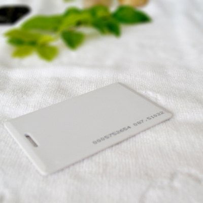 TK4100 Clamshell Card With Different Color