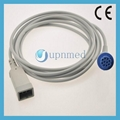 Datex Ohmeda Compatible ECG Trunk Cable
