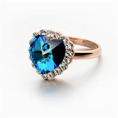 Austrian Crystal Ring