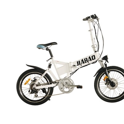 20' Electric Folding Bike With Hidden Battery JB-TDN06Z