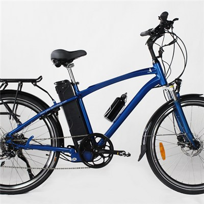 Electric Mountain Bike With Big Battery Capacity JB-TDE20Z
