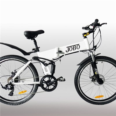 26 Inch Electric Folding Mountain Bike JB-TDE26Z