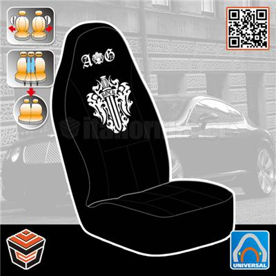 CUSTOM LOGO SEAT COVER