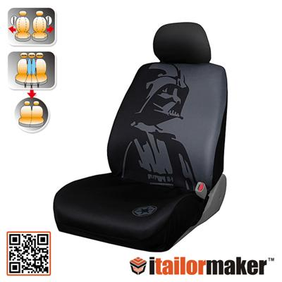 PRINT SEAT COVERS