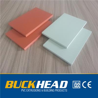 Pvc Construction Formwork Board
