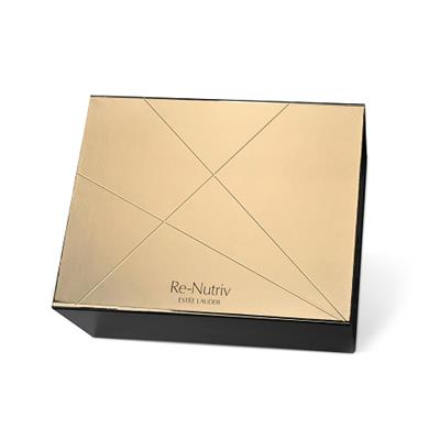 Gold Foil Folding Cosmetic Box