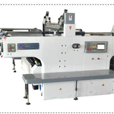 FT800 Automatic 360° Stop Cylinder Screen Printing Machine