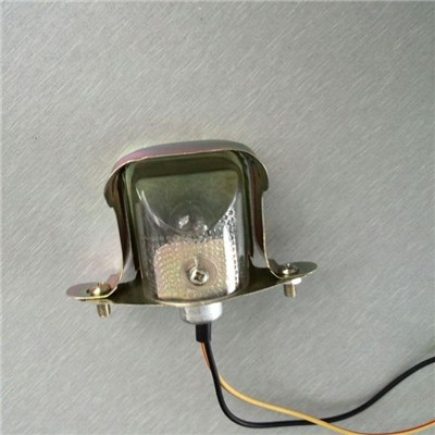For ISUZU NHR Truck License Lamp