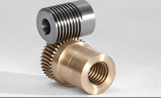 Custom Worm Gears