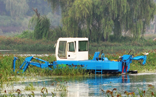 Multi-purpose Dredger