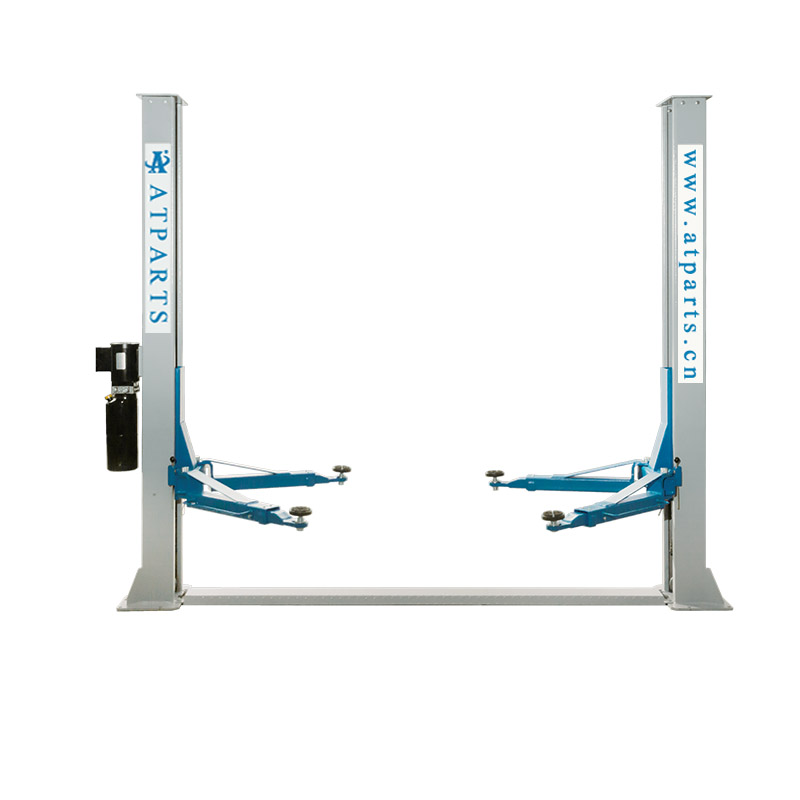 AT PARTS-ATL- ATL- 2040D Tubular two post car lift (double point release)