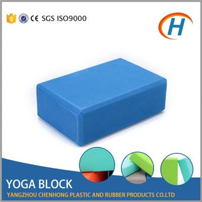 Blue Yoga Block